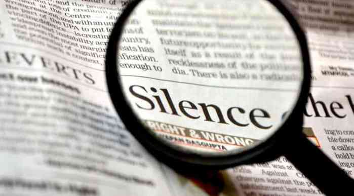 When Hearing Silence Can Be Meaningful