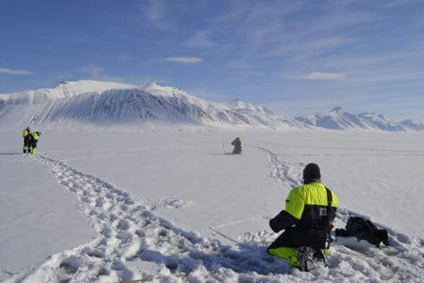 Coal mine dust hastens Arctic snow melt