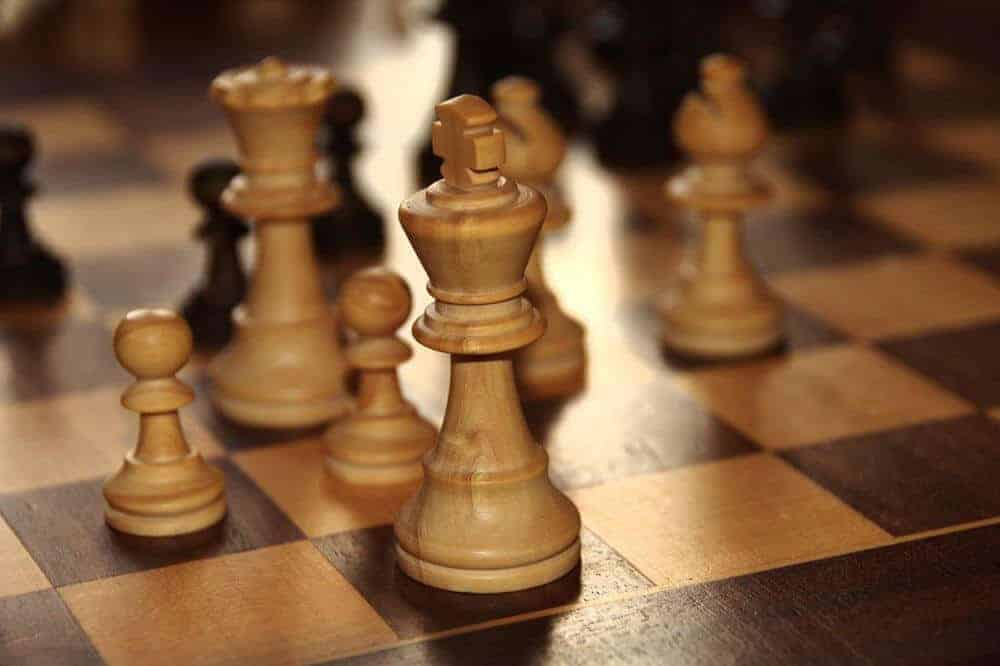 The influence of stimulants on performance when playing chess