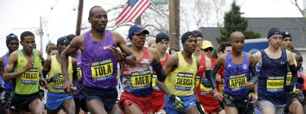 Break the two-hour marathon record? It could be done today