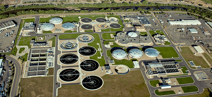 'Peeling the onion' to get rid of odors near wastewater treatment plants