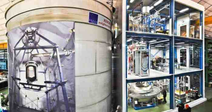 World's most sensitive dark matter detector releases first results