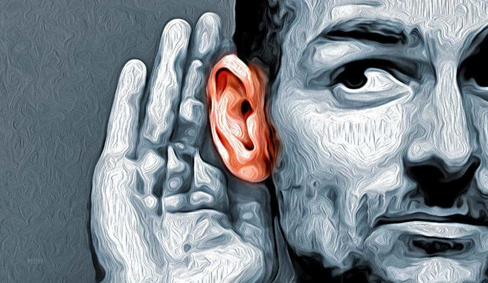 Hearing voices may mean your brain is sharper than the rest