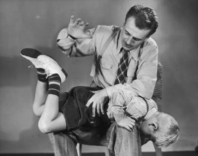 Is it OK to spank your kids? Study links spanking to violence