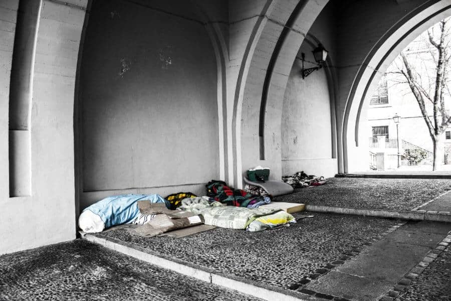 One-fifth of homeless youth are victims of human trafficking