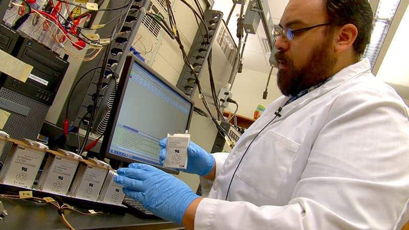 Making safer and more powerful lithium-ion batteries requires the right recipe