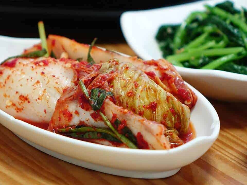 Vegan and traditional kimchi have same microbes, study finds
