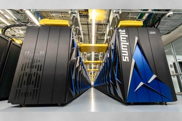 Oak Ridge Lab Launches America's New Top Supercomputer for Science