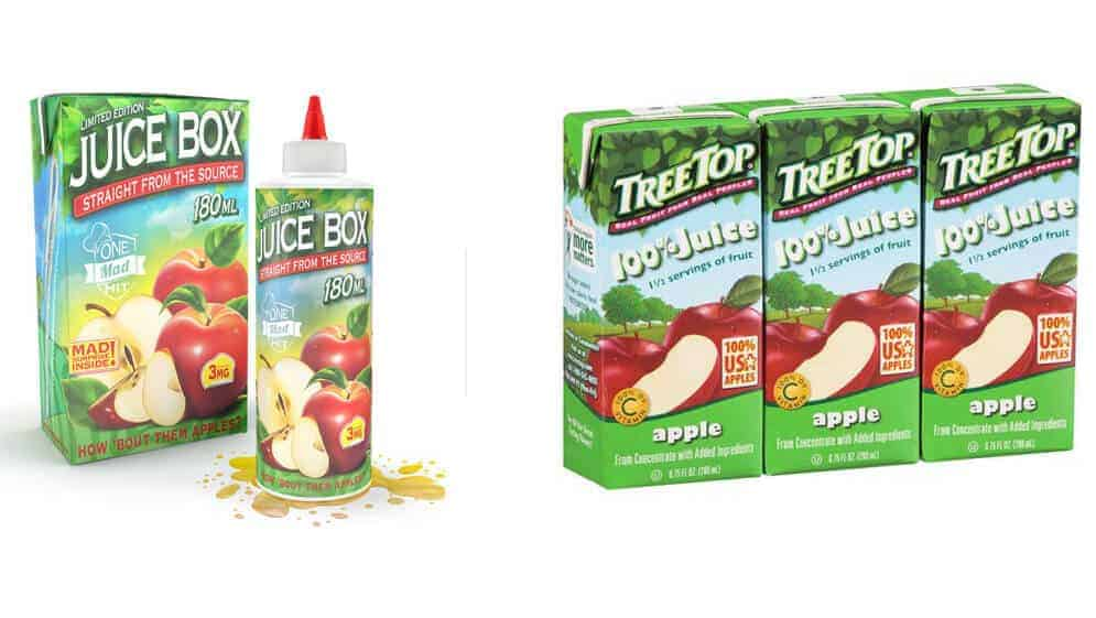 Liquid Nicotine, Packaged Like Juice, Deceives Thousands of Children