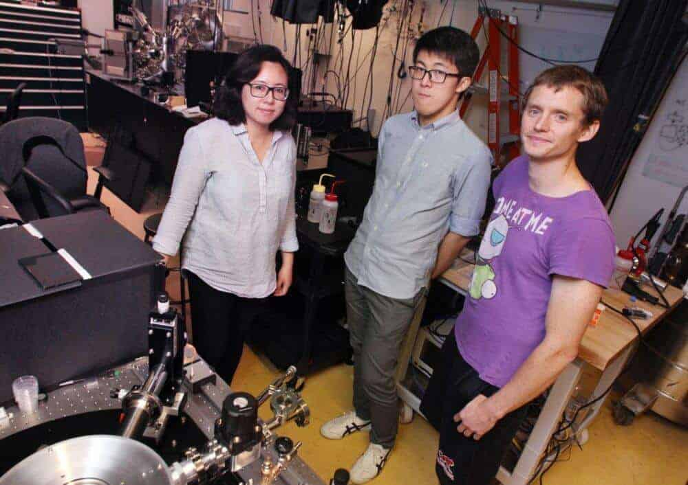 Implanting diamonds with flaws to provide key technology for quantum communications
