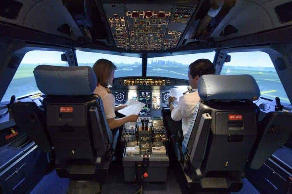 Optimizing air in the cockpit for better pilot performance