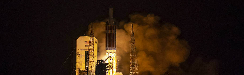 NASA, ULA Launch Parker Solar Probe on Historic Journey to Touch Sun