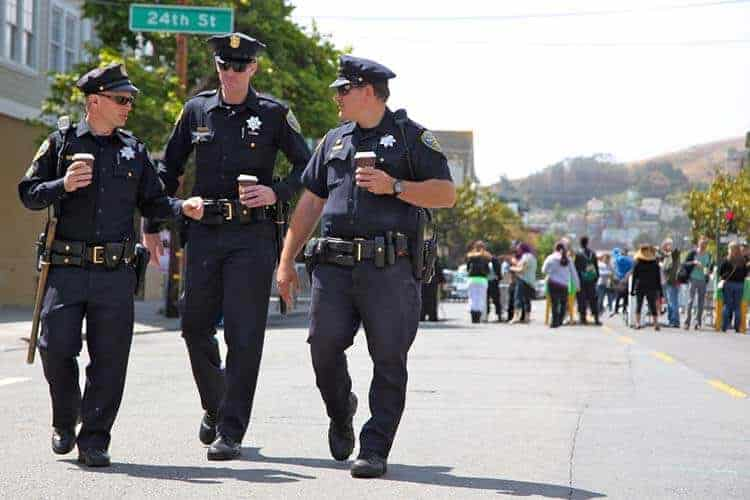 To cut crime, put city police on foot patrol