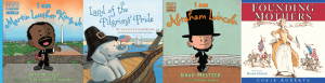 Study examines how picture books introduce kids to politics, portray leaders, issues, democracy