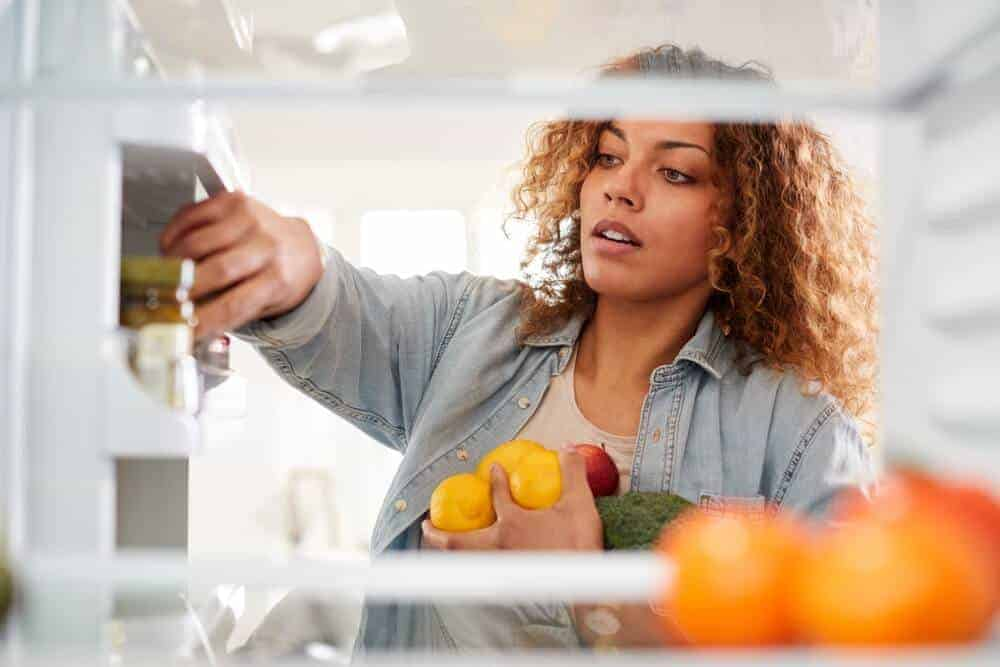 Much fridge food 'goes there to die'