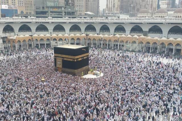 Climate change could pose danger for Muslim pilgrimage