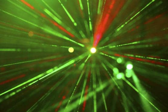 Researchers design a light-trapping, color-converting crystal