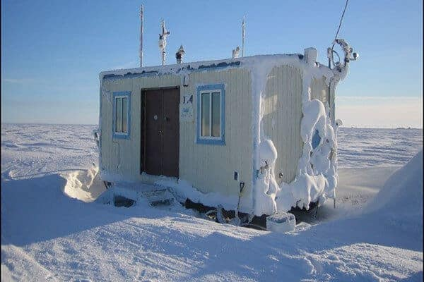 Fossil fuel emissions impact Arctic snow chemistry, scientists find