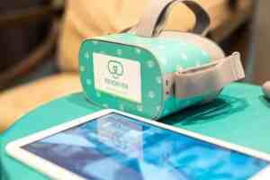 Startup uses virtual reality to help seniors re-engage with the world