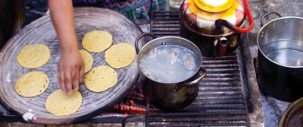 Tortillas Tell the Story of Folate Deficiency in Mexico