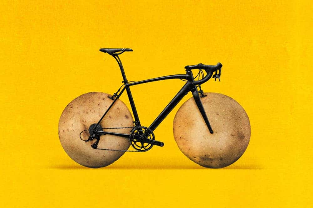 Potato as effective as carbohydrate gels for boosting athletic performance, study finds