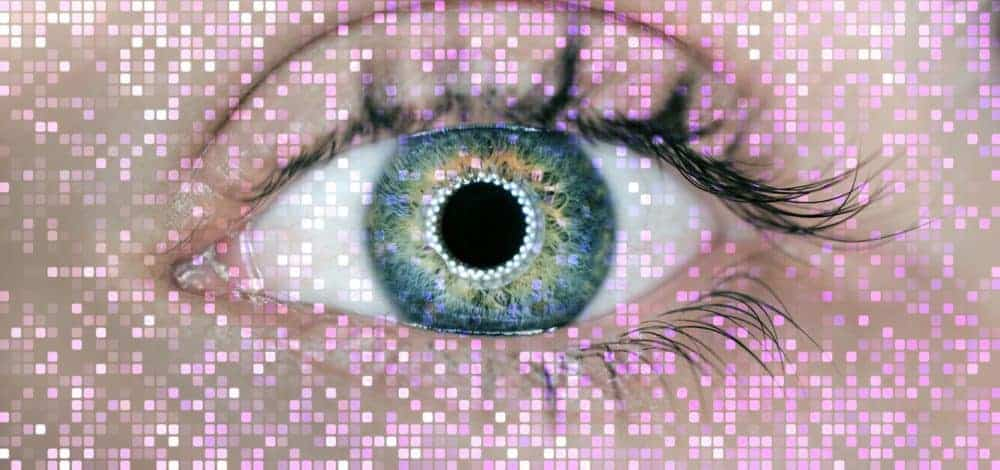 An artificial retina that could help restore sight to the blind