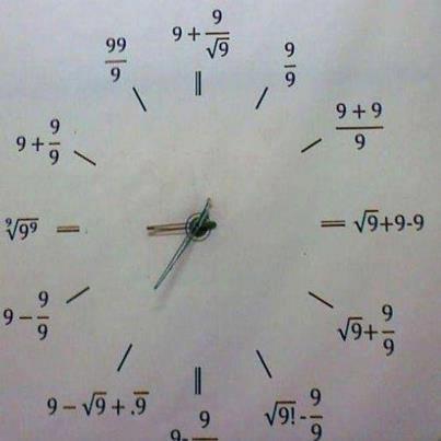 999_clock