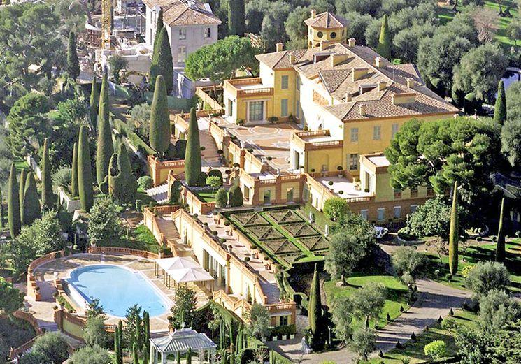 samaya dorogaya villa vo frantsii - Pemilik Rumah Terindah di Dunia, yang Pastinya Tidak Semua Tahu!