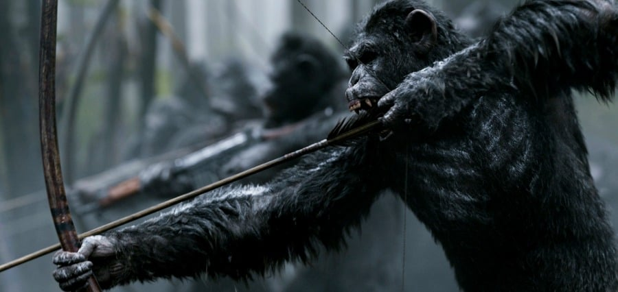 war for the planet of the apes matt reeves