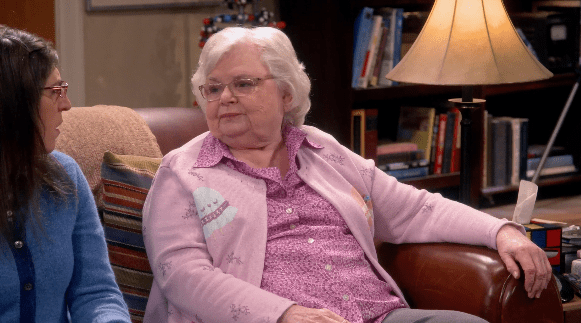meemaw big bang theory