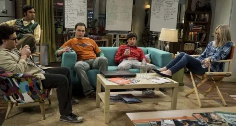 The Big Bang Theory The Retraction Reaction 1