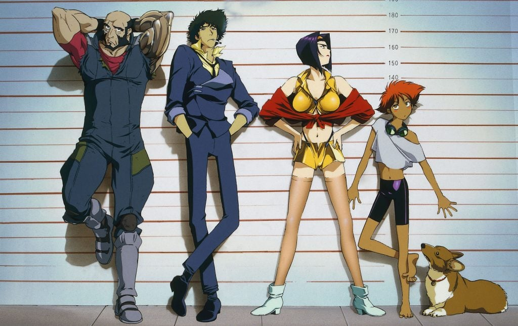 Netflix Orders 10 Episodes of Live-Action Cowboy Bebop Adaptation