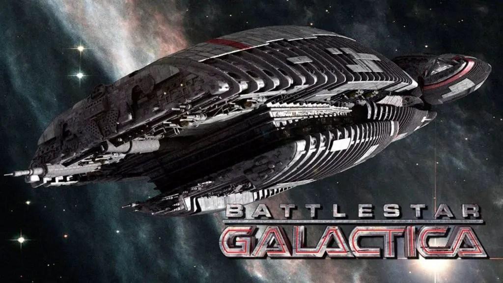 Universal Jay Basu Battlestar Galactica