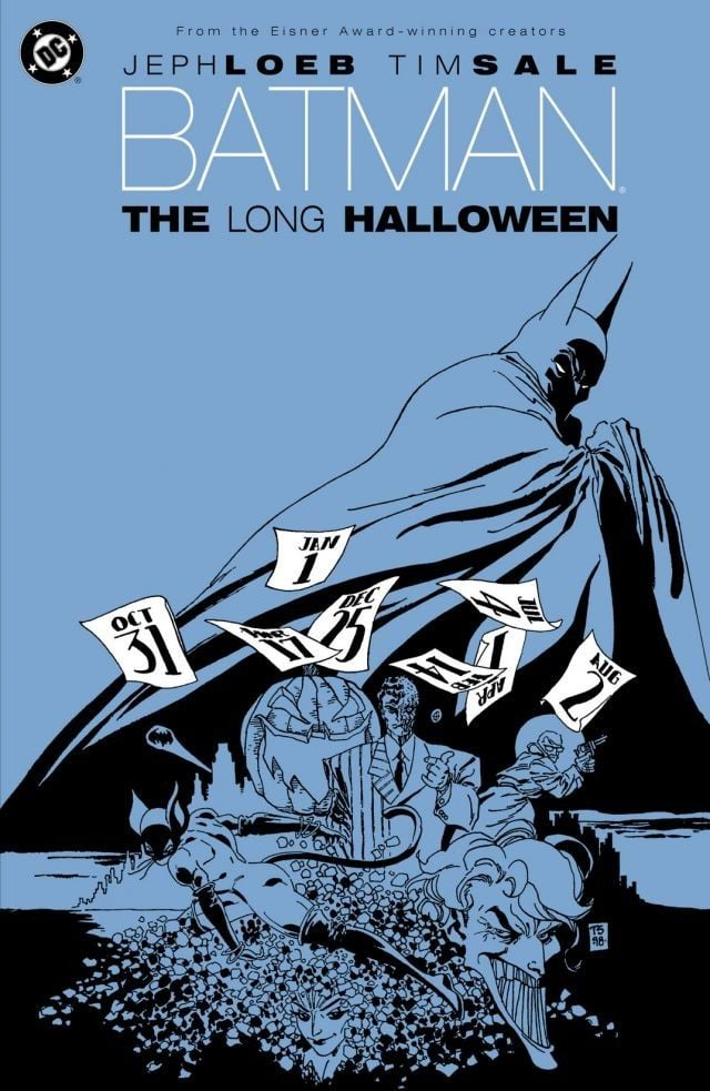 Batman: The Long Halloween' Will Be Adapted Into Two Animated Movies