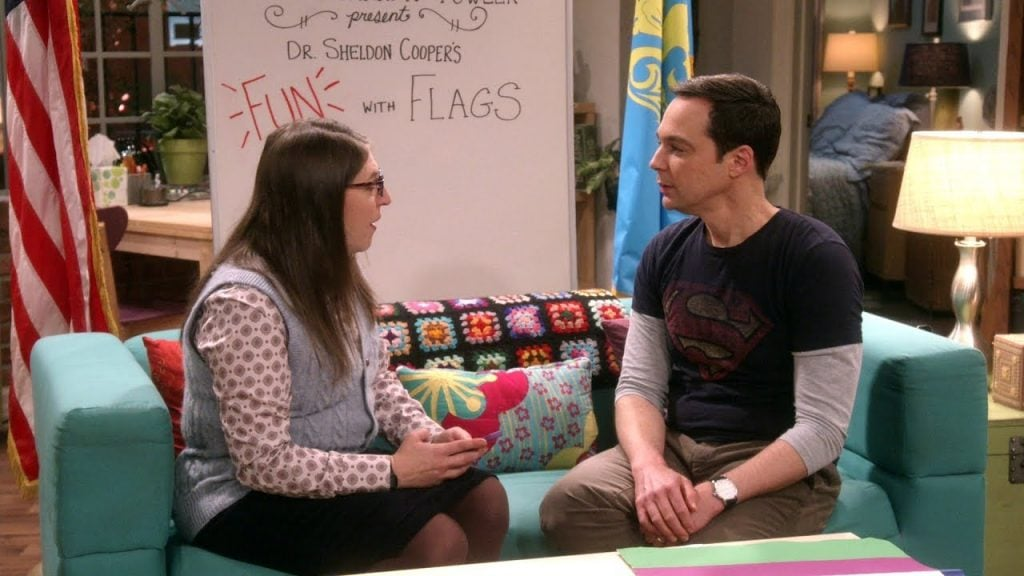 TV Review The Big Bang Theory The Confirmation Polarization