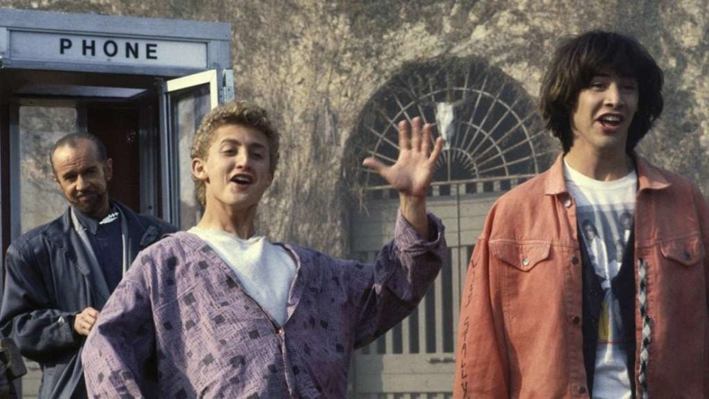 Steven Soderbergh Bill And Ted