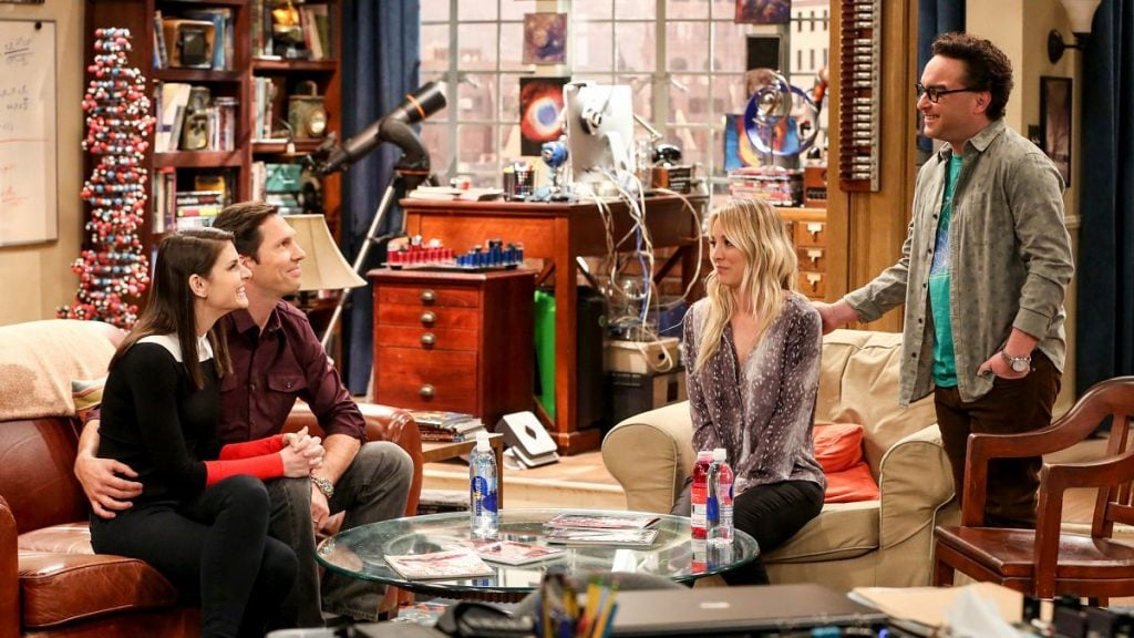 TV Review The Big Bang Theory The Donation Oscillation