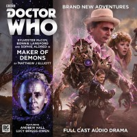 Review: Doctor Who: Big Finish Audio 216: Maker of Demons