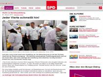SPD hinschmeissen
