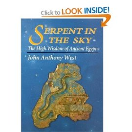 Anthony West Serpent in the sky