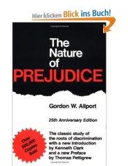 Allport Nature of Prejudice
