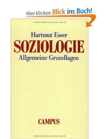 Esser_Soziologie