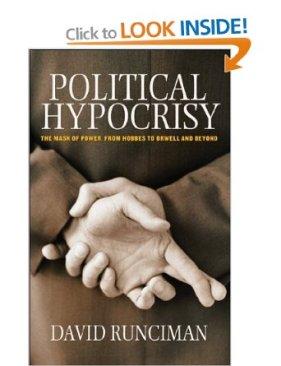 political hypocracy