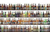 Vielfalt des Bieres