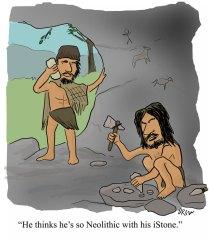 neolithic istone