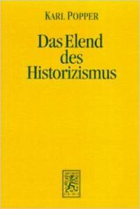 Elend des Historizismus