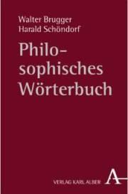 Philosophisches Woerterbuch
