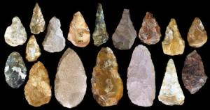 paleolitic age