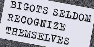 bigots recognition