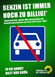 Grüne-Benzin-teuer